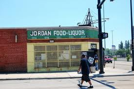 Muslim owned liquor store