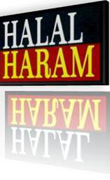 haran and halal.