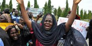 Nigerian mothers in anguish